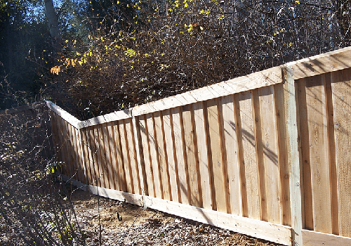 Wood Fences Contractor photo