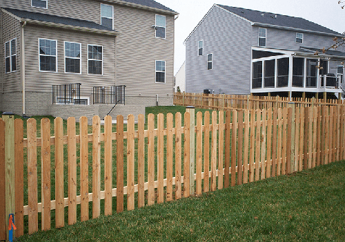 VA Wood Custom Fences photo