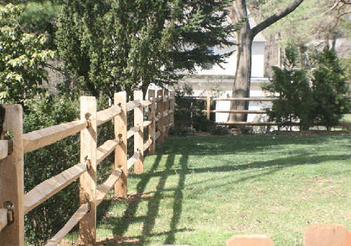 Wood Fences, VA General Contractor, photo